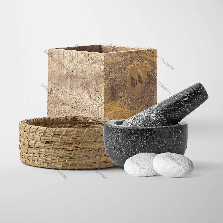 muller and wood box