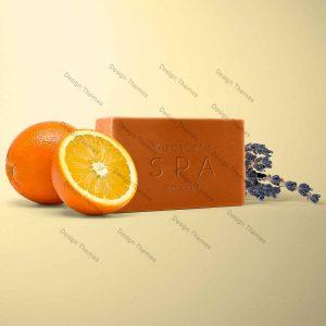 orange extract soap